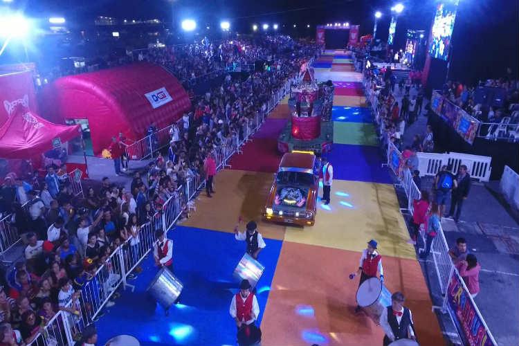 Carnavales del Río 2020