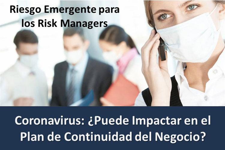 Coronavirus: ¿Puede Impactar en el Plan de Continuidad del Negocio?