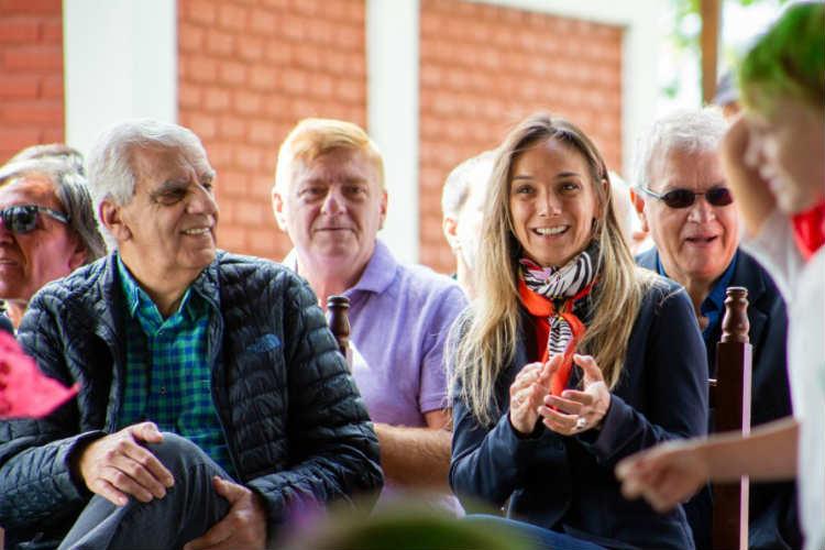 Malena Galmarini opinó sobre el discurso de Alberto Fernández en la asamblea legislativa