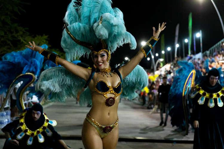Más de 80 mil personas disfrutaron del Carnaval de Vicente López