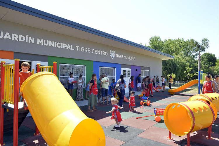 Los Jardines Municipales de Tigre abren la inscripción para el ciclo lectivo 2021