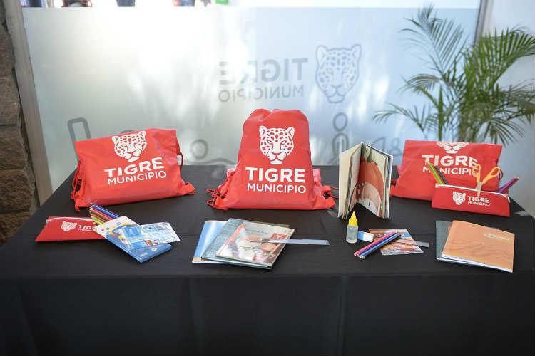 Tigre entregó útiles escolares a más de 5000 estudiantes de escuelas primarias del distrito