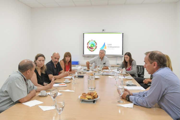 El Hospital Municipal de San Fernando trabajará articuladamente con el Hospital Cetrángolo