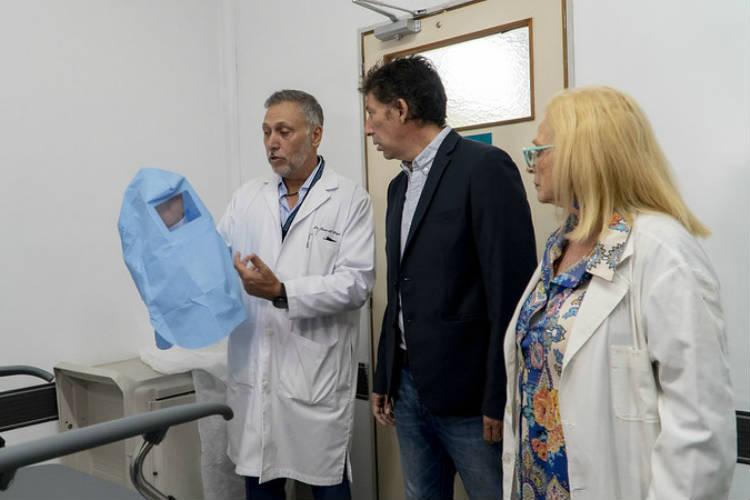San Isidro está preparado para eventuales casos de coronavirus