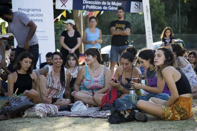 San Isidro conmemoró el Día de la Mujer