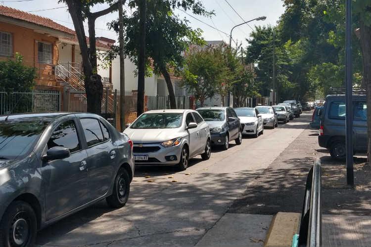 El conflicto del transporte fluvial provocó severos  trastornos de tránsito en el centro de Tigre