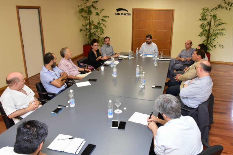 San Martín adhiere al Protocolo de Prevención y Control del Coronavirus