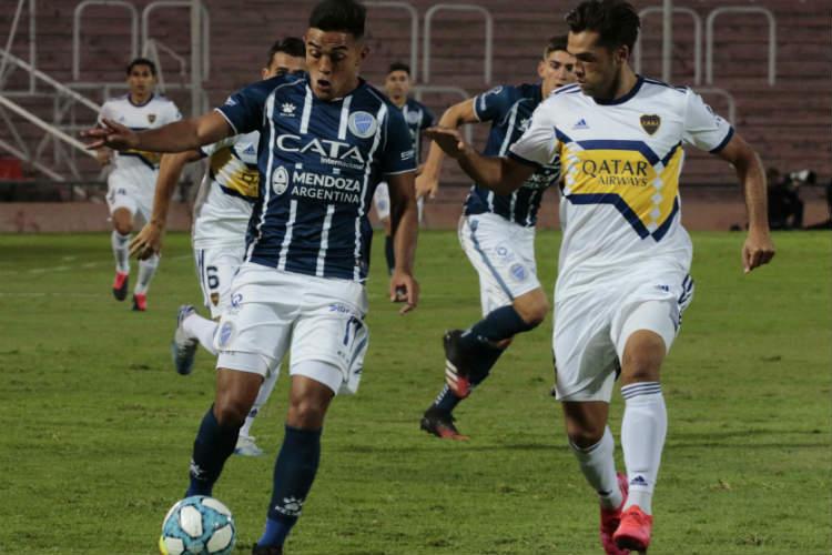 Boca le dio continuidad a su buen momento con una goleada sobre Godoy Cruz