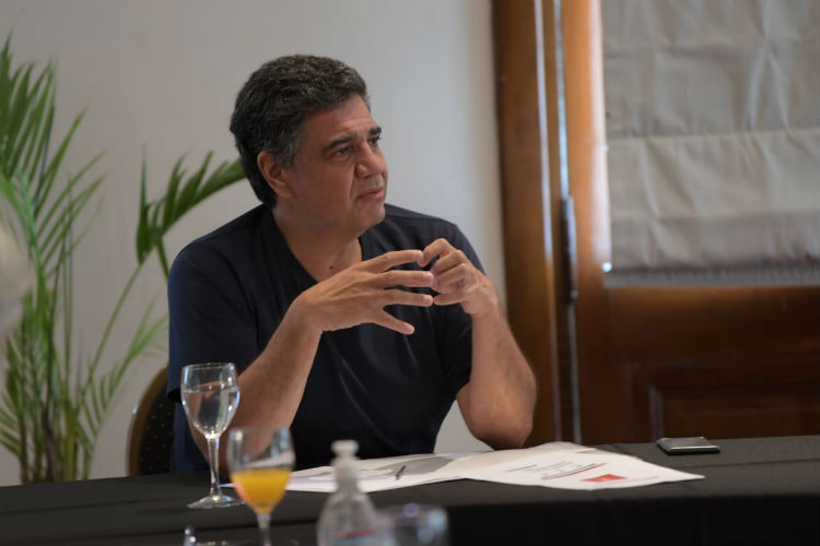 Jorge Macri exhortó a seguir cumpliendo el aislamiento social
