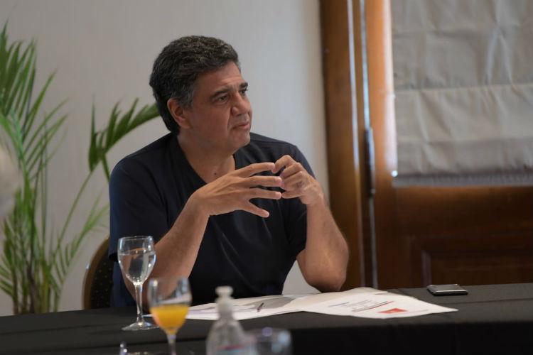 Jorge Macri dio negativo en el test de coronavirus