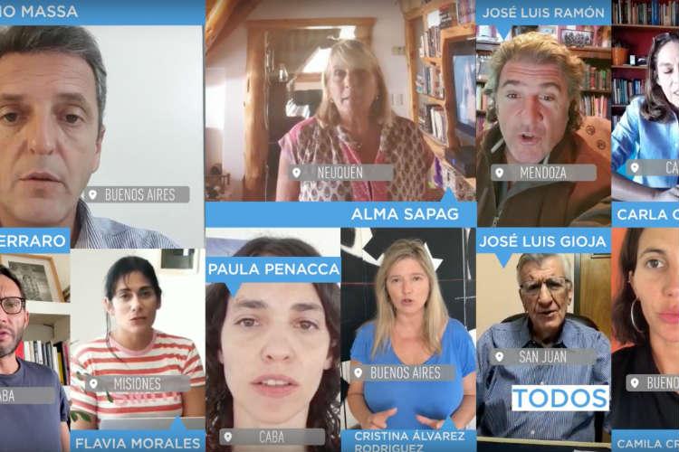 Campaña de Diputados para concientizar frente al Coronavirus en las redes sociales