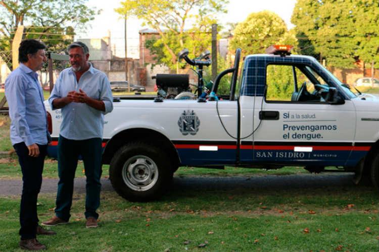 San Isidro intensifica los operativos contra el dengue