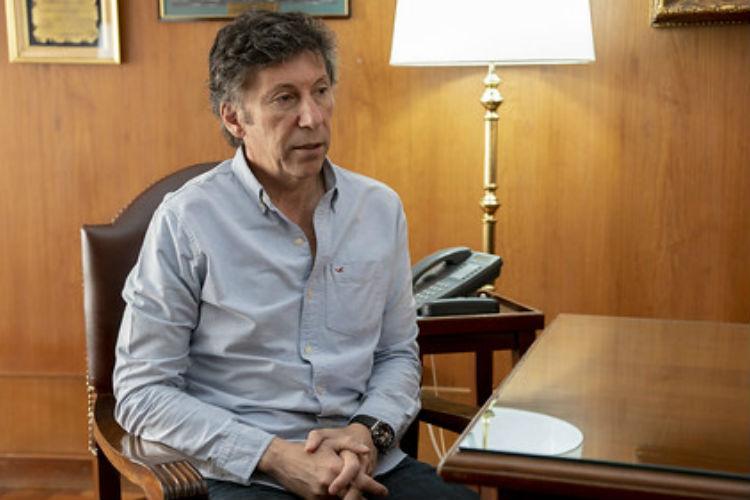 """Gustavo Posse: """"todavía no es el momento de levantar la cuarentena"""""""