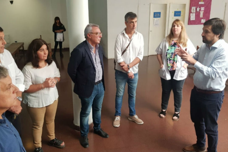 Asumieron las nuevas autoridades del hospital de Pacheco