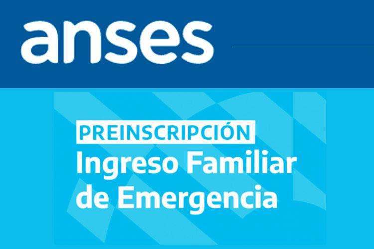 Ingreso Familiar de Emergencia: a la medianoche comenzará la pre-inscripción para acceder al bono de $10.000