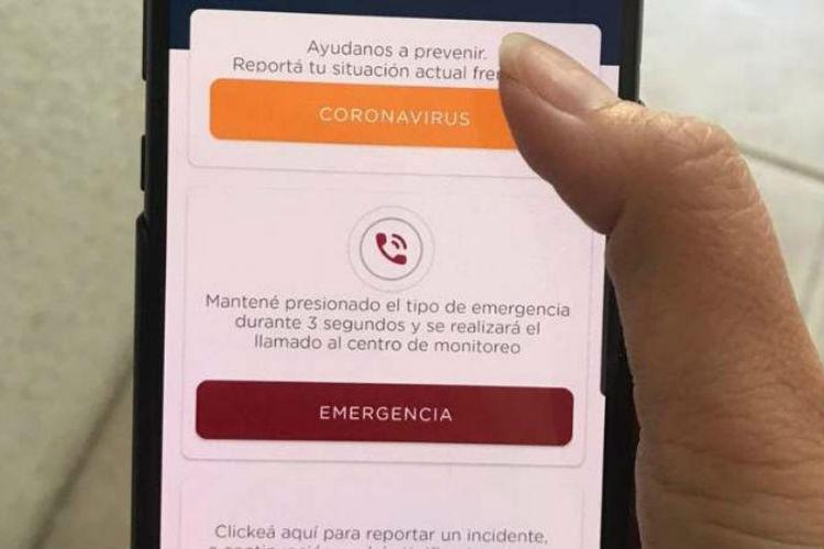 La aplicación de San Isidro para autoevaluarse ante síntomas de coronavirus ya está disponible en IOS