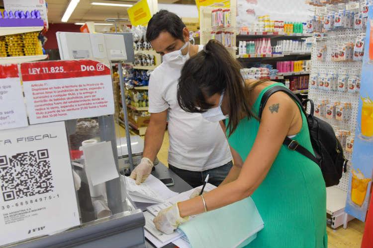 El Municipio de San Fernando realizó más de 100 verificaciones de precios en comercios