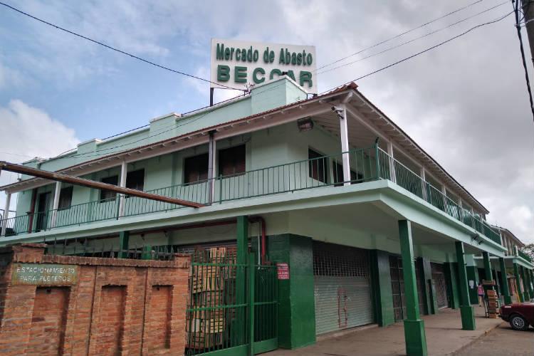 El municipio de San Isidro dispuso medidas para el mercado de Beccar