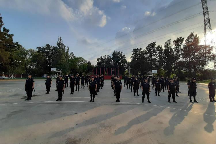 Tigre suma efectivos policiales para controlar el cumplimiento de la cuarentena por el Coronavirus