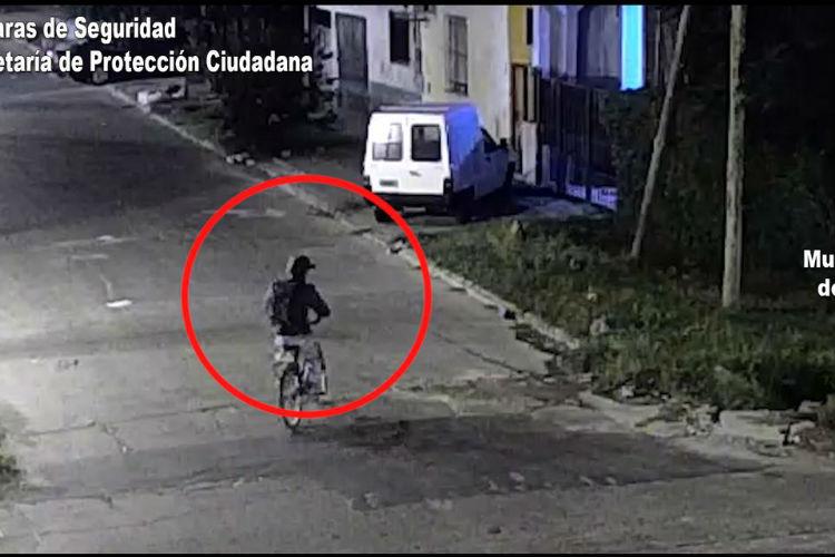 Cayó en Tigre un ladrón de vehículos detectado por las cámaras de seguridad