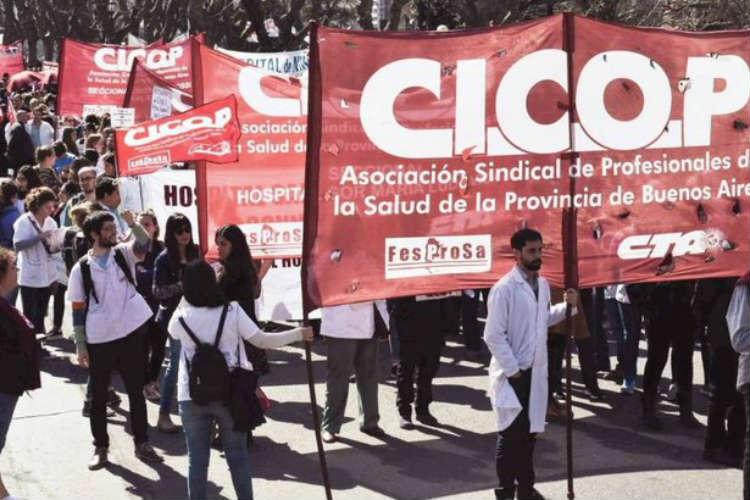 Médicos bonaerenses rechazaron oferta de aumento salarial y la paritaria pasó para el 14 de abril