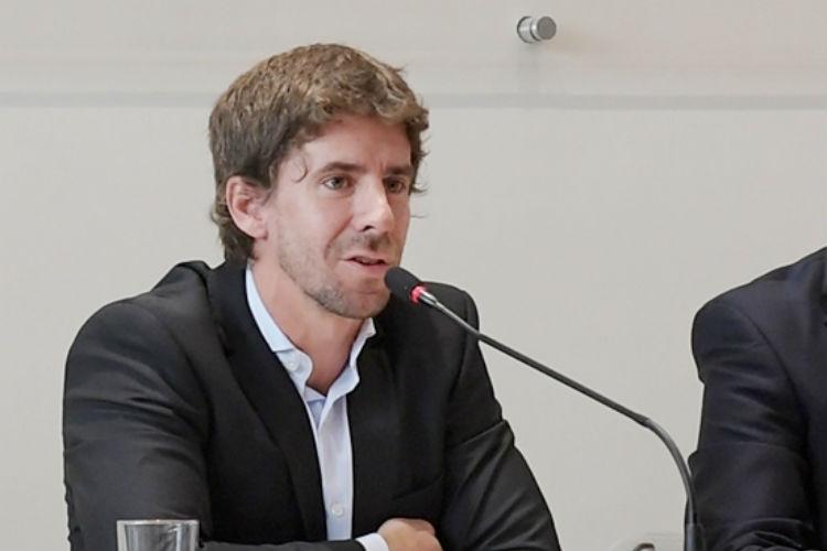 Juan Andreotti donará el 50% de su sueldo a la Fundación del Hospital Provincial Cordero