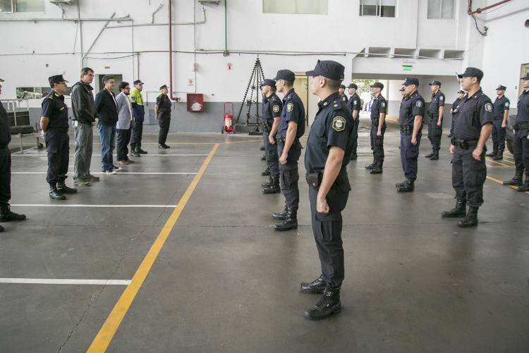 Vicente López refuerza los controles con más policías