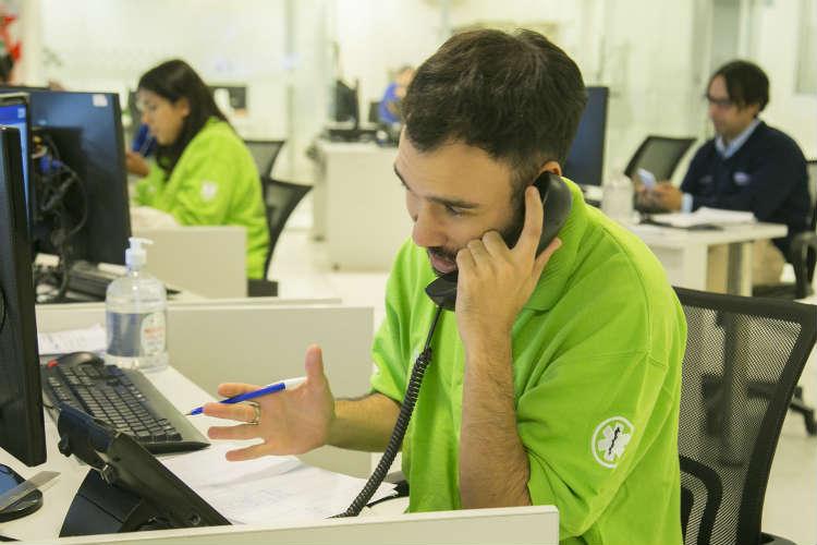 En Vicente López brindan asistencia al personal que trabaja en la prevención del Covid-19