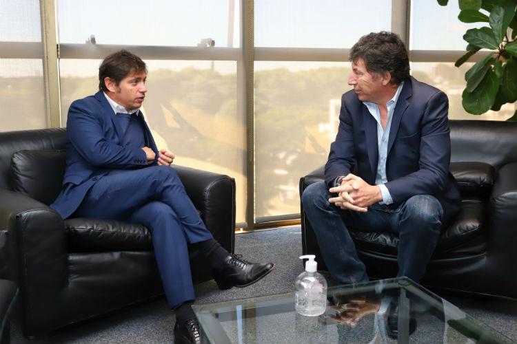 Gustavo Posse presenta un protocolo y pide a provincia por el regreso a las aulas