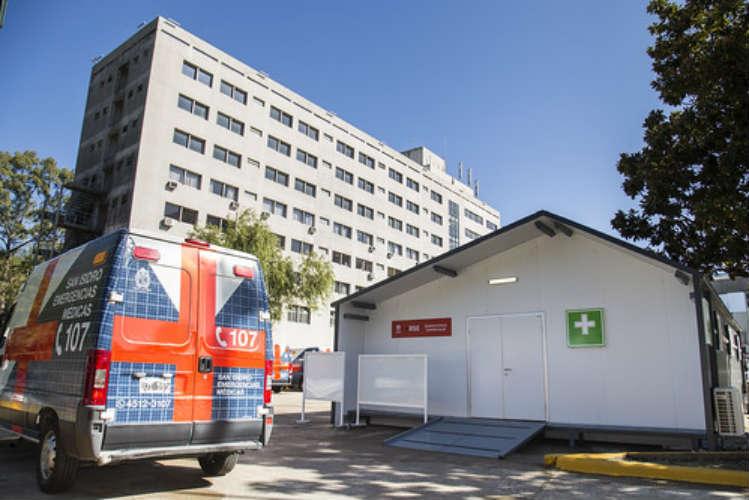Falleció una enfermera del Hospital Central de San Isidro por coronavirus