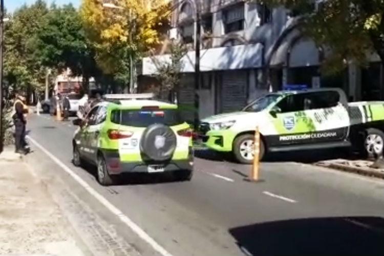 San Fernando aumenta los controles de seguridad durante la cuarentena obligatoria