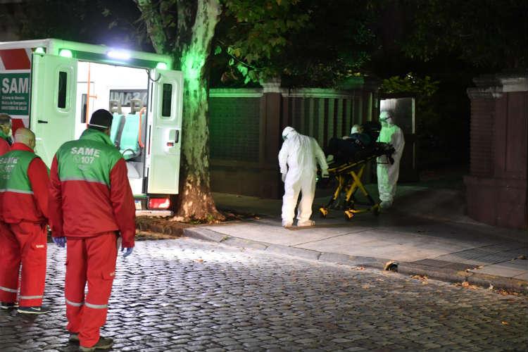 Confirman que ya son cuatro los muertos por coronavirus del geriátrico clausurado en Belgrano