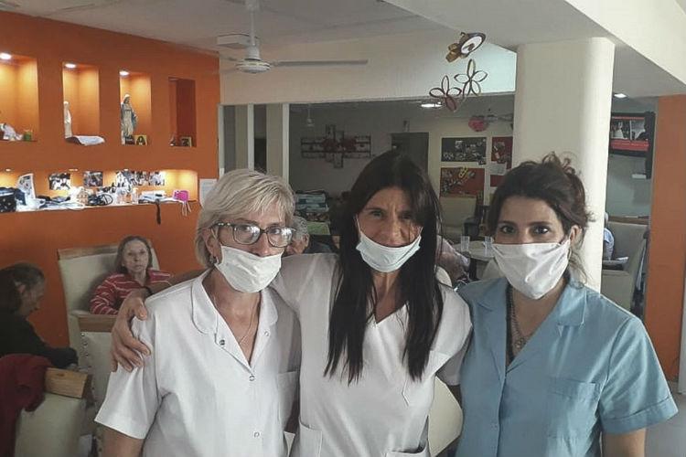 Deben testear a residentes de geriátrico de Tigre para renovar empleados tras 60 días de cuarentena