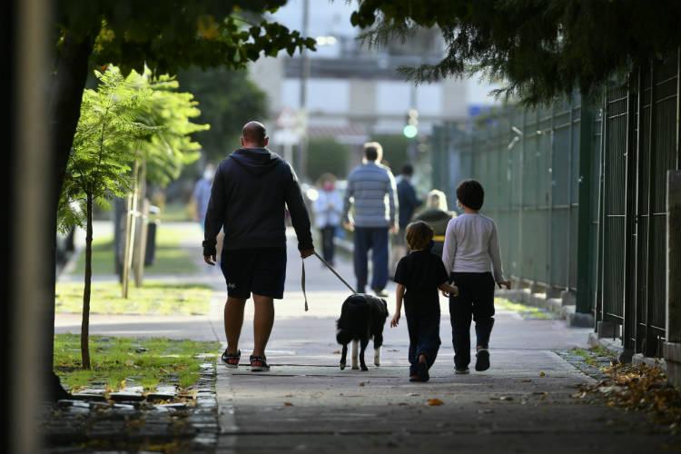 Rige desde hoy en la Región Metropolitana el distanciamiento social y obligatorio