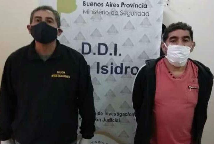"""El hombre fue identificado oficialmente como Isidoro Quiroga, alias Tito, y trabajaba en la clínica privada """"Centro Médico de la Costa"""" ubicada en Juan B. Justo al 1760 en Canal de San Fernando."""