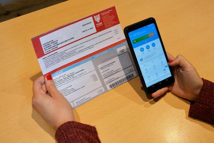 Los vecinos de Tigre podrán pagar las tasas municipales a través de la app Mercado Pago