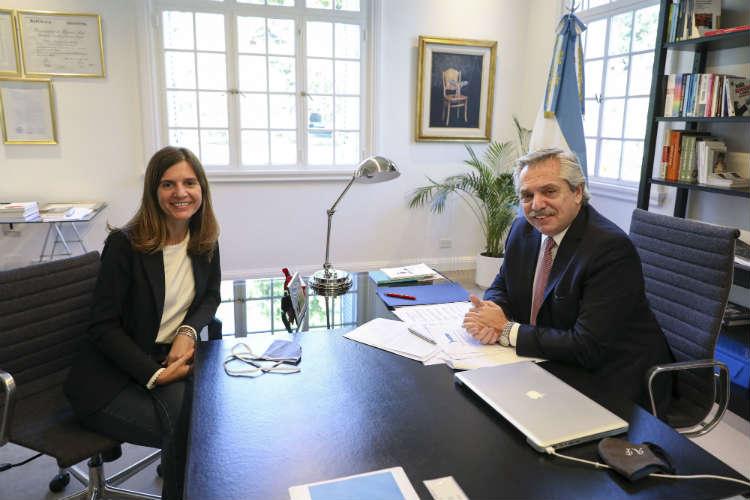 "Fernanda Raverta resolvió declarar ""actividad esencial"" a la ANSES"