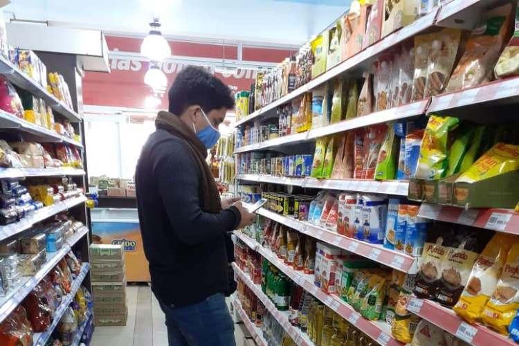 Extienden hasta el 31 de octubre los precios máximos para alimentos, bebidas y artículos de limpieza