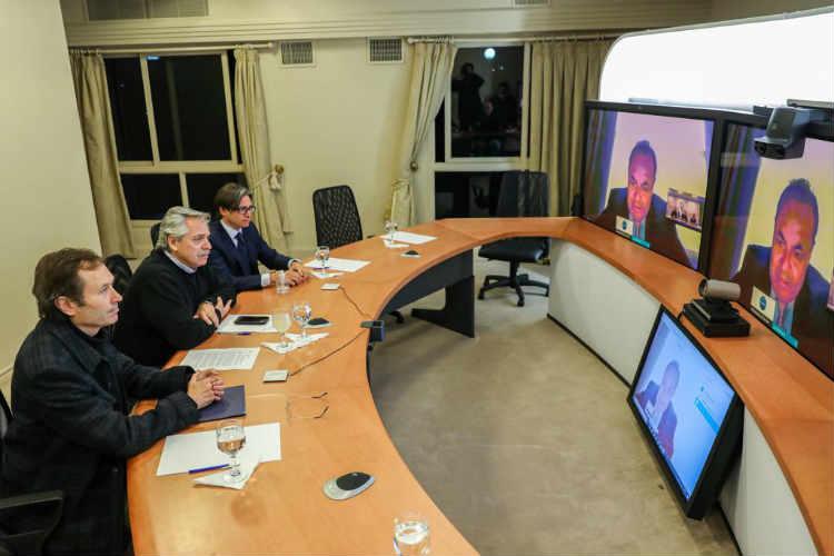 Argentina recibirá financiamiento de CAF por 4.000 millones de dólares