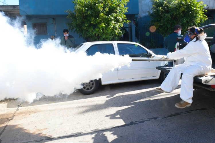 Se detectaron más de 5.819 casos de dengue en territorio bonaerense en lo que va del año