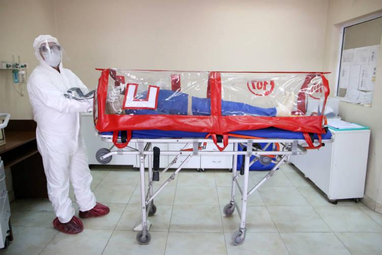 Son 648 los casos confirmados de coronavirus en un día: suman 9.931 las personas contagiadas