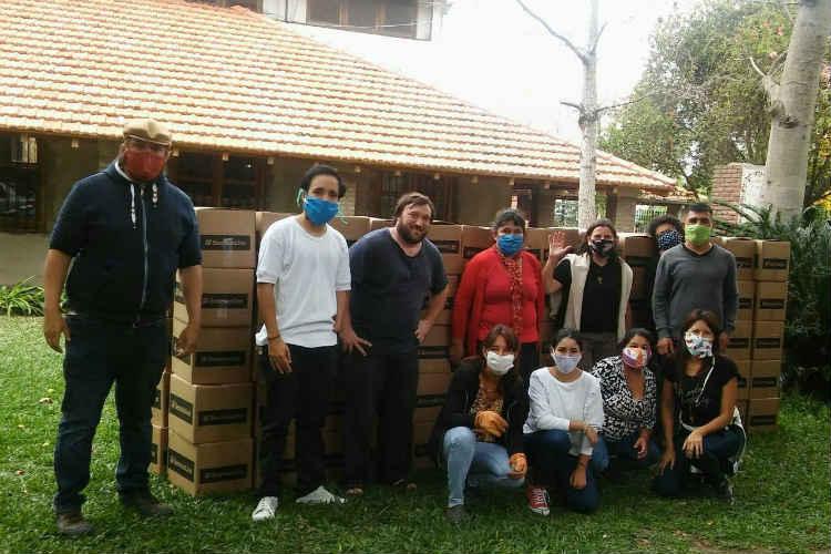CooperAcción, un espacio de articulación público-privada para asistir a los sectores vulnerables durante la pandemia