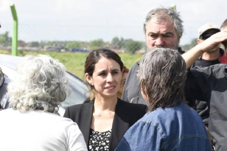 Roxana López impulsa la declaración de emergencia sanitaria de los geriátricos de Tigre
