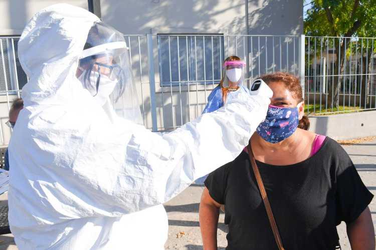 Avanzan los casos de coronavirus en la Zona Norte