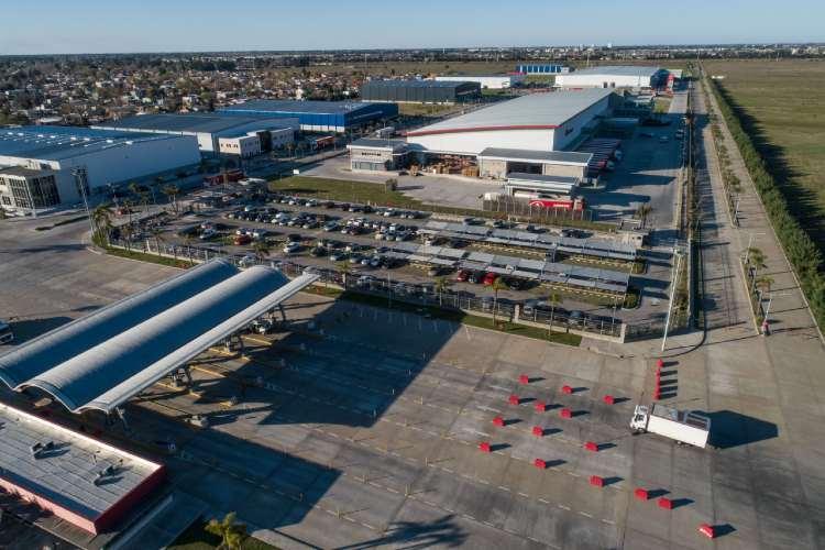 Welttechnik S.A. se instalará en la plataforma logística Norlog en Tigre.