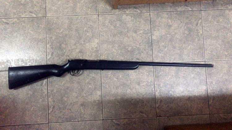 Un detenido acusado de disparar en la cara a un hombre que revisaba un secarropas en San Fernando