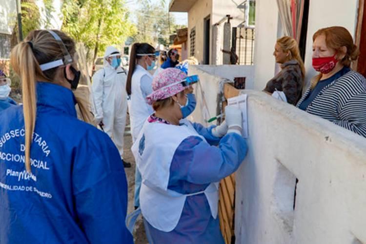 San Isidro: resultados del plan detectar en el barrio La Cava
