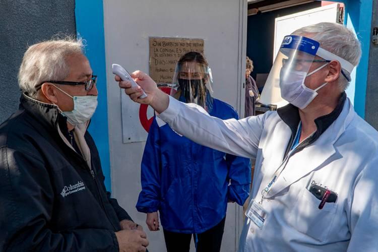 En San Isidro ya son 194 los afectados por coronavirus