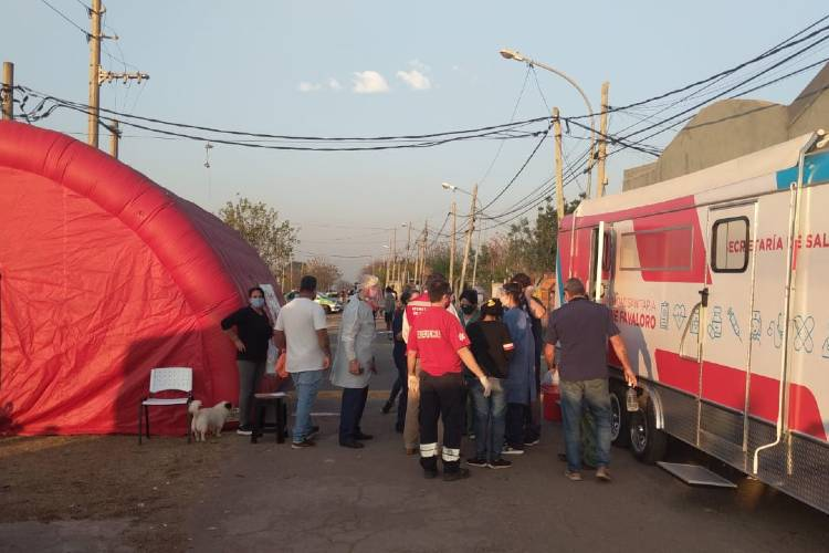 Coronavirus en Tigre: Se suman un empleado de la delegación Centro y dos en el barrio San Jorge