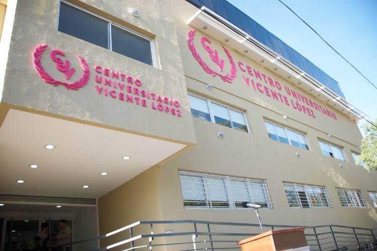 El Centro Universitario de Vicente López cumple 6 años